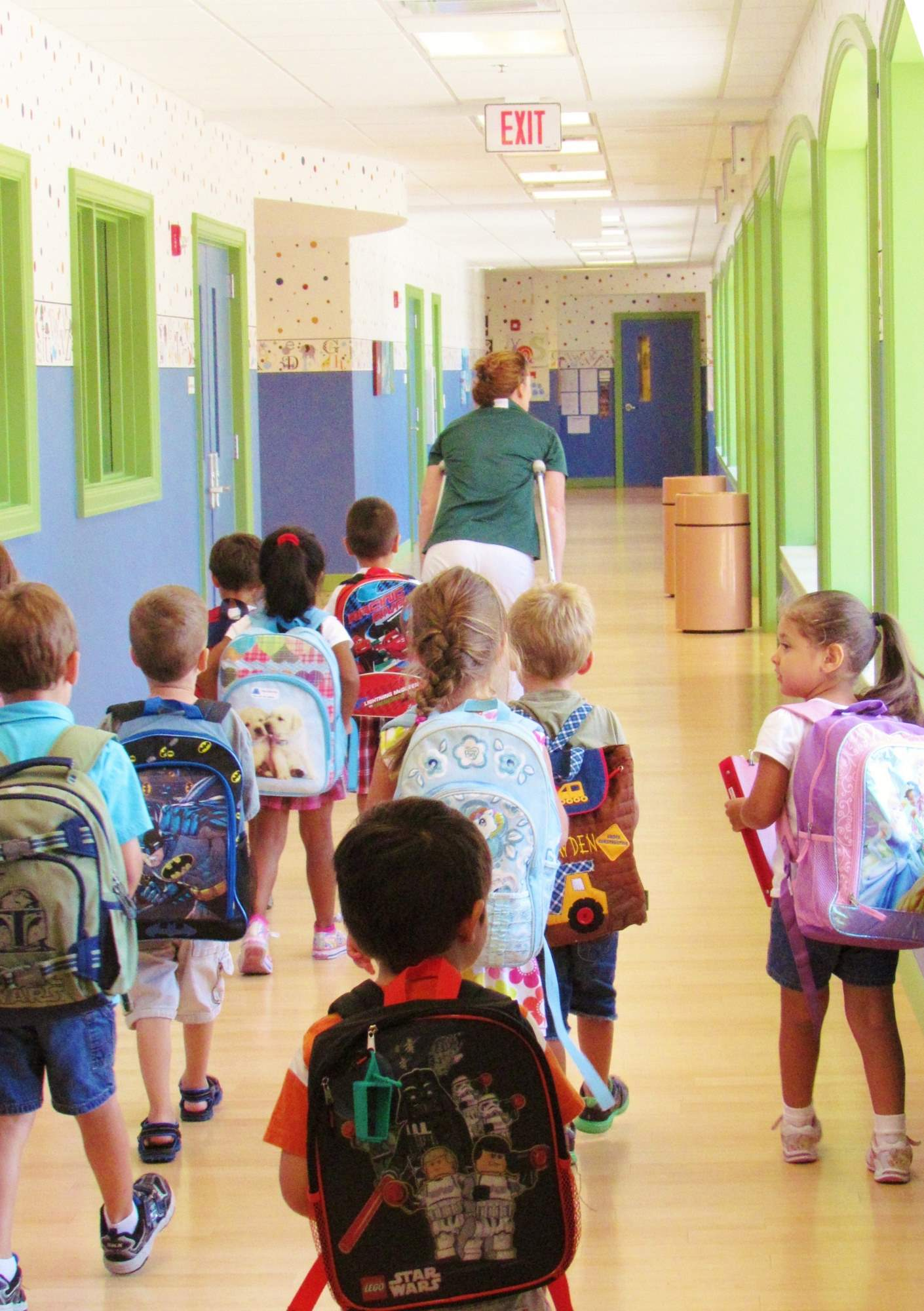early childhood school Early childhood educators provide children with the basic concepts they'll need for further learning, as well as helping them adapt to the structured classroom environment.