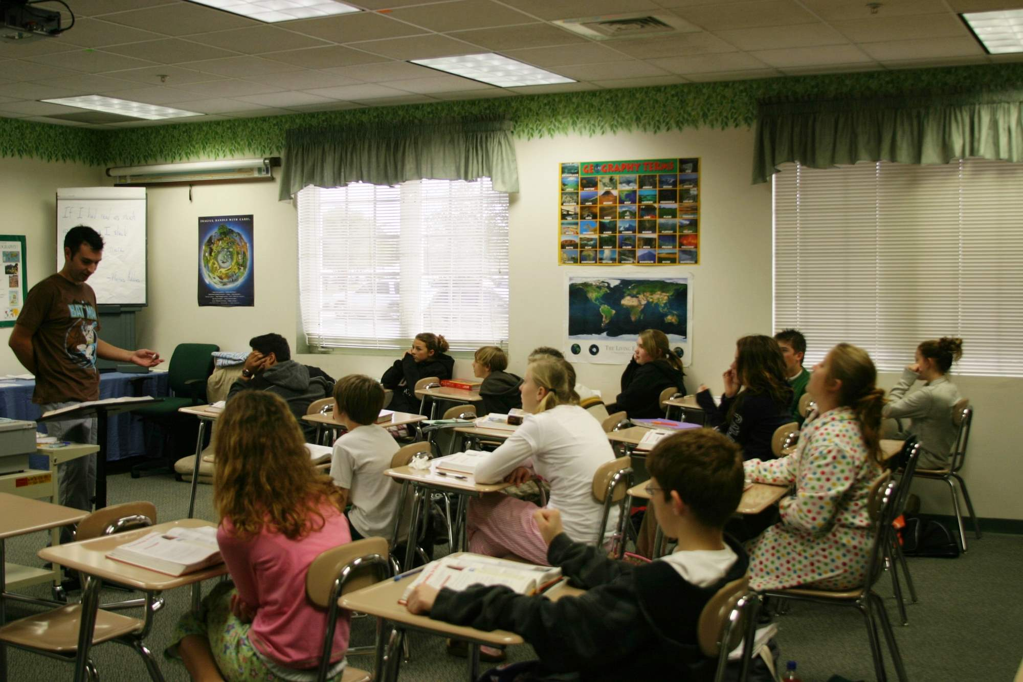 Middle School image 13 of 37