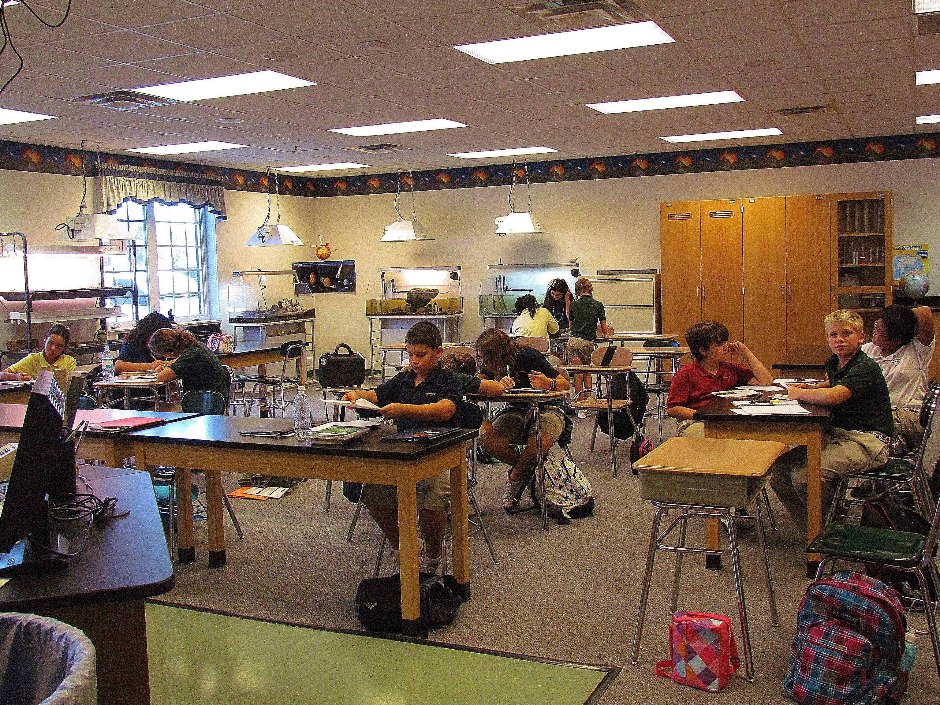 Middle School image 19 of 37
