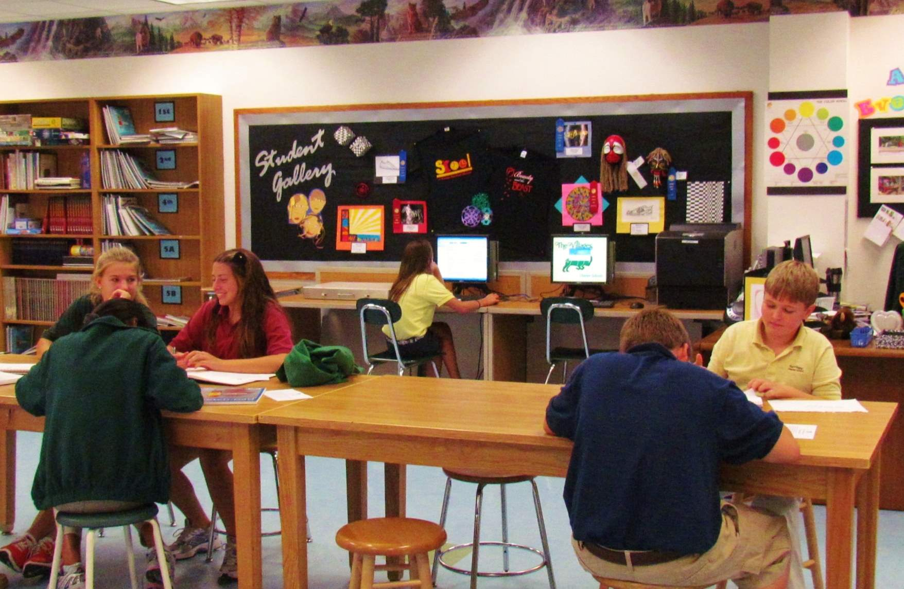 Middle School image 23 of 37