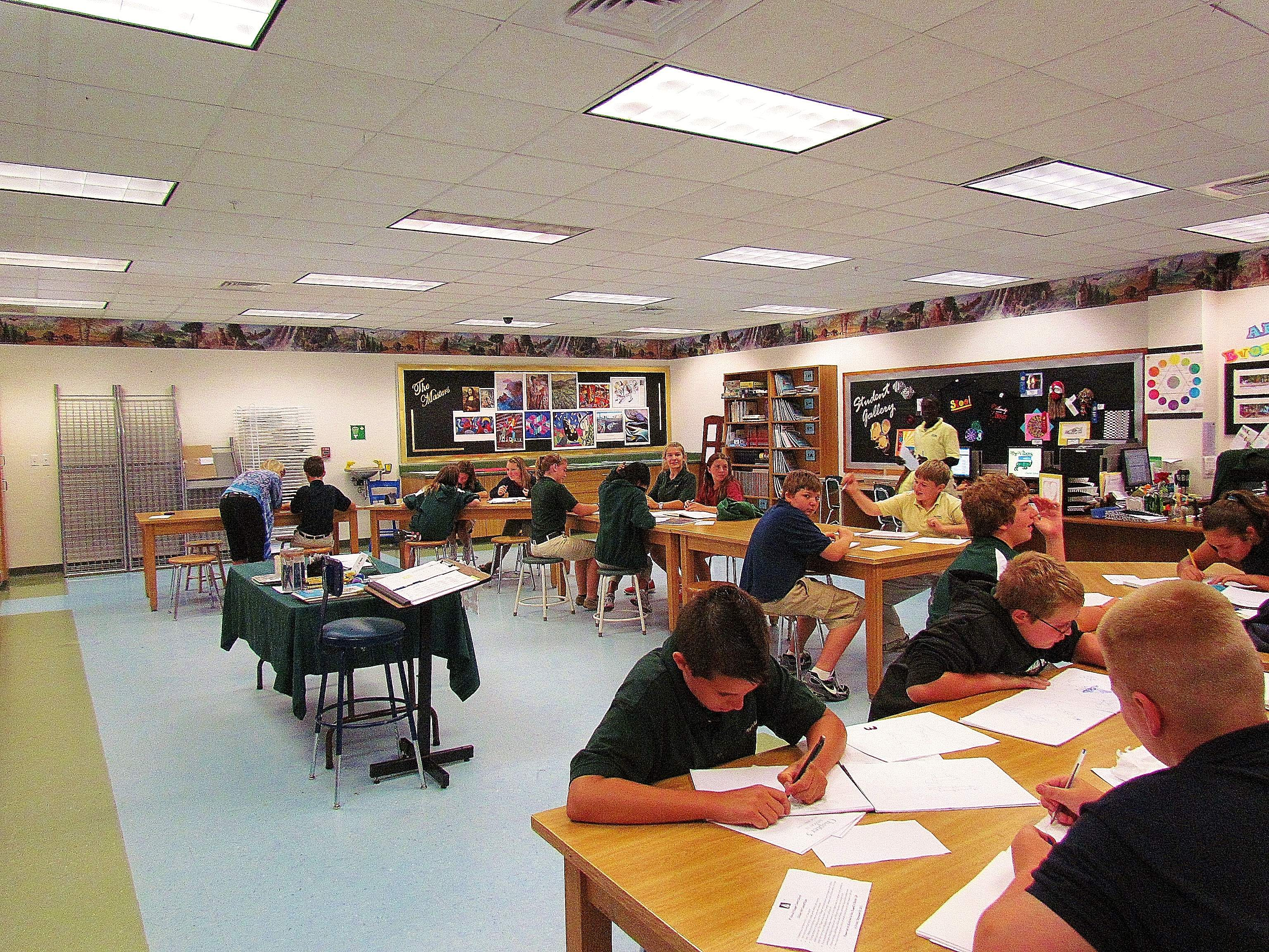 Middle School image 24 of 37